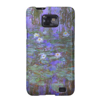 Monet - Blue Water Lilies Galaxy S2 Cover