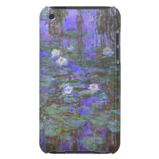 Monet - Blue Water Lilies iPod Touch Case-Mate Case