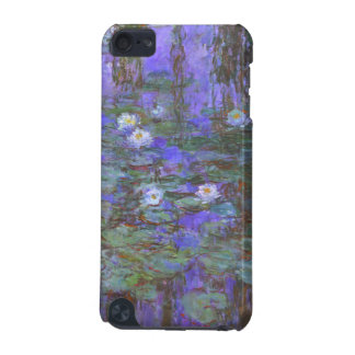 Monet - Blue Water Lilies iPod Touch 5G Cases
