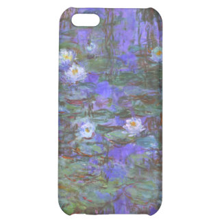 Monet - Blue Water Lilies iPhone 5C Covers