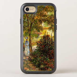 Monet - Camille Monet in the Garden OtterBox Symmetry iPhone 8/7 Case