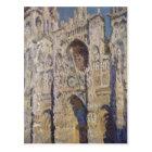 Monet, Claude Kathedrale von Rouen (Das Portal und Postcard