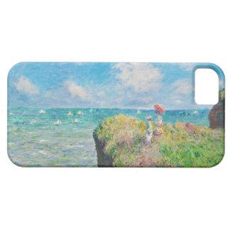 Monet Cliff Walk at Pourville iPhone 5 Case