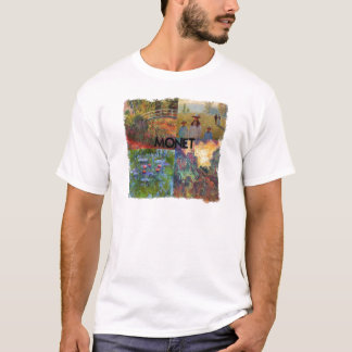 Monet Collage T-Shirt