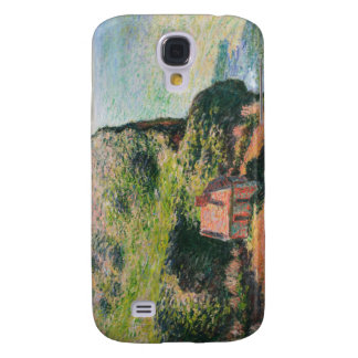 Monet - Customs House Painting Galaxy S4 Cover