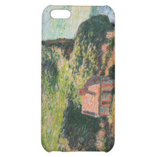 Monet - Customs House Painting Cover For iPhone 5C