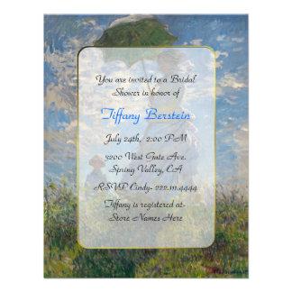 Monet Fine Art Bridal Shower Invites