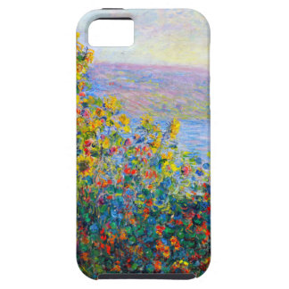 Monet - Flower Beds iPhone 5 Cases