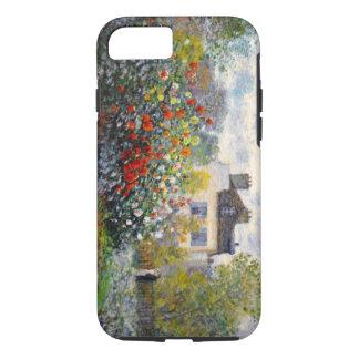 Monet Garden in Argenteuil iPhone 7 Case