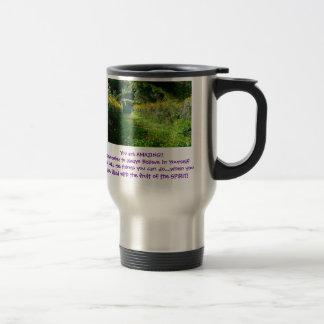 Monet Garden You are AMAZING!! Travel Mug