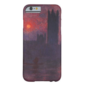 Monet Houses of Parliament at Sunset iPhone 6 case Barely There iPhone 6 Case