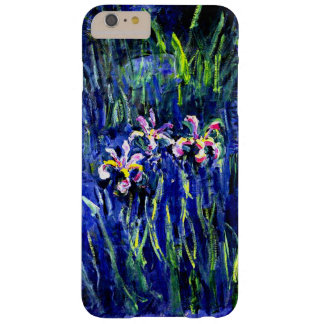 Monet - Irises Barely There iPhone 6 Plus Case