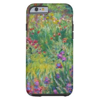 Monet - le jardin de l'artiste chez Giverny Coque iPhone 6 Tough