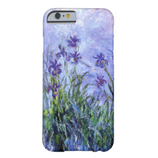 Monet Lilac Irises iPhone 6/6S Barely There Case