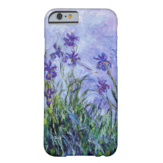 Monet Lilac Irises iPhone 6 case Barely There iPhone 6 Case
