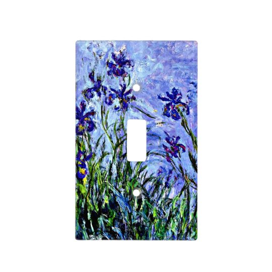 Monet - Lilacs Light Switch Cover