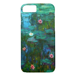 Monet Nympheas Water Lilies iPhone 7 case