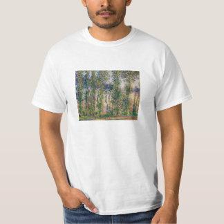 Monet Poplars at Giverny T-shirt
