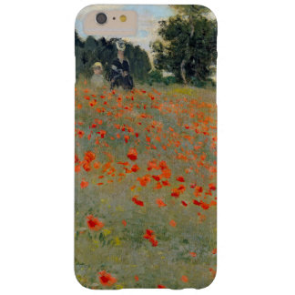 Monet Poppies iPhone 6/6S Plus Barely There Case