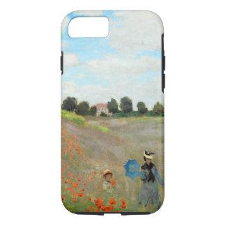 Monet Poppy Field iPhone 7 Case