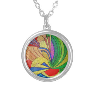 MONET_result.JPG Silver Plated Necklace