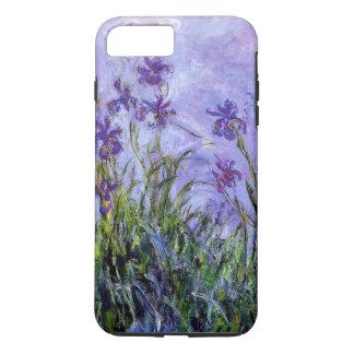 Monet's Lilac Irises Case-Mate iPhone Case