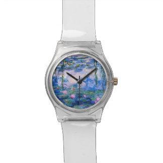Monet's Water Lilies Watch