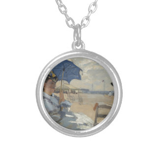 Monet Silver Plated Necklace
