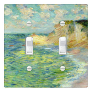 Monet - The Cliffs at Amont Light Switch Cover