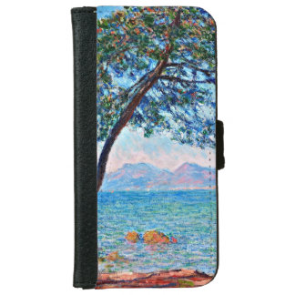 Monet - The Esterel Mountains iPhone 6 Wallet Case