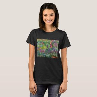 "Monet ""The Iris Garden at Giverny"" T-Shirt"