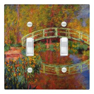Monet - The Japanese Bridge Light Switch Cover