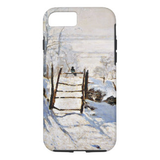 Monet: The Magpie iPhone 8/7 Case
