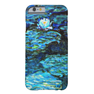 Monet - Water Lilies (Blue) Barely There iPhone 6 Case