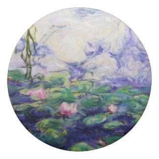 Monet Water Lilies Eraser