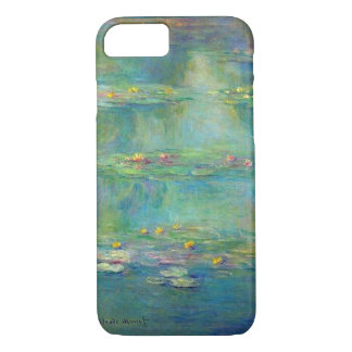Monet Water Lilies iPhone 7 Barely There Case