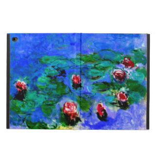Monet - Water Lilies (red) Powis iPad Air 2 Case