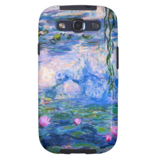 Monet Water Lilies Samsung Galaxy S3 Case