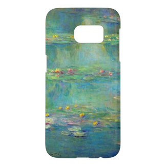 Monet Water Lilies Samsung Galaxy S7 Barely There Samsung Galaxy S7 Case
