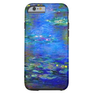 Monet Water Lilies v4 Tough iPhone 6 Case