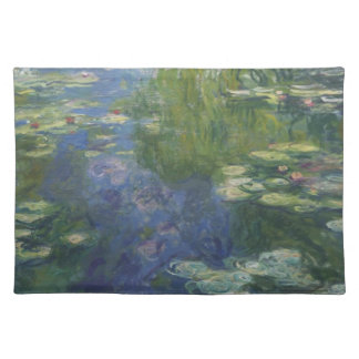Monet Water Lilly Placemat