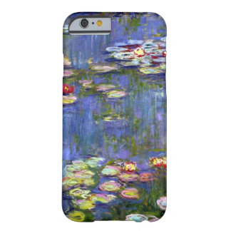 Monet Water Lily Pond Fine Art Barely There iPhone 6 Case