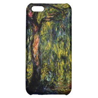 Monet Weeping Willow iPhone 5C Case