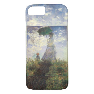 Monet Woman with a Parasol iPhone 7 Case