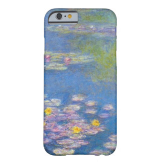 Monet Yellow Water Lilies iPhone 6 case Barely There iPhone 6 Case