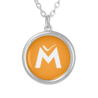 MonetaryUnit for Me, U, Everybody Silver Plated Necklace