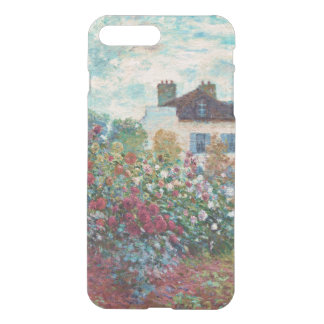 Monet's Garden at Argenteuil Fine Art iPhone 8 Plus/7 Plus Case