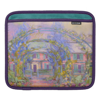 Monet's House & Garden IPad Sleeve