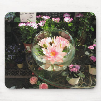 Monet's Lillies Mouse Pad