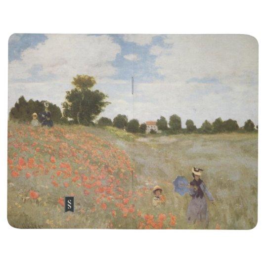 Monet's Poppy Field Journals